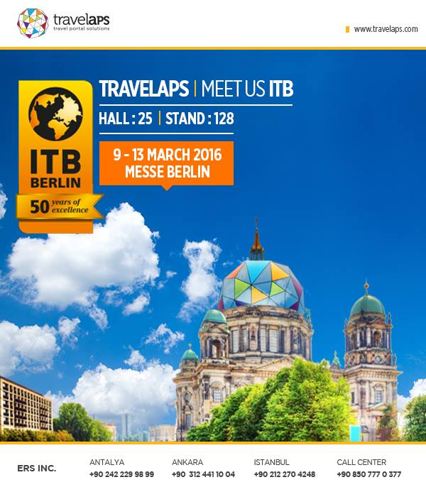 Meet Us ITB Berlin