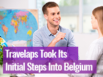 Travelaps Took Its Initial Steps Into Belgium