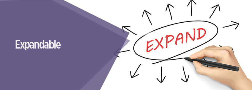 Expandability