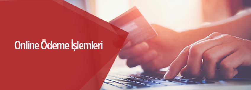 Online Ödeme İşlemleri
