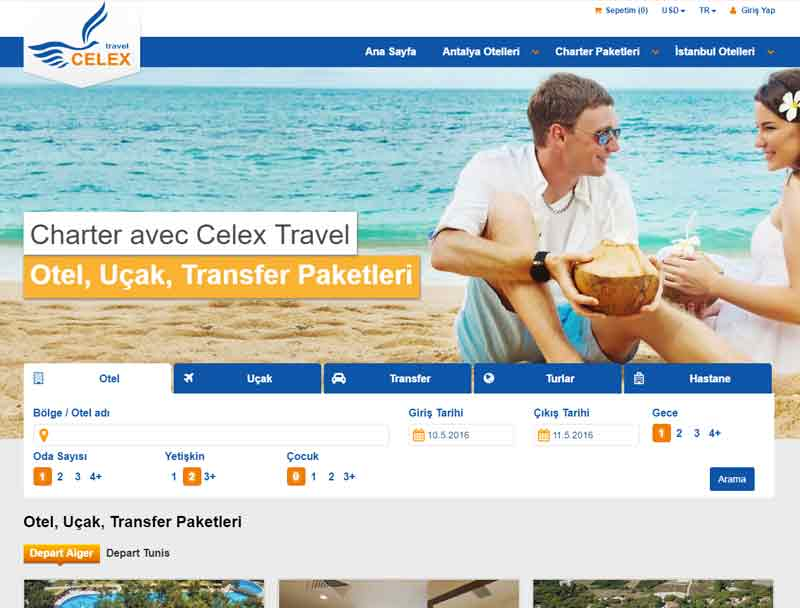 Celex Travel